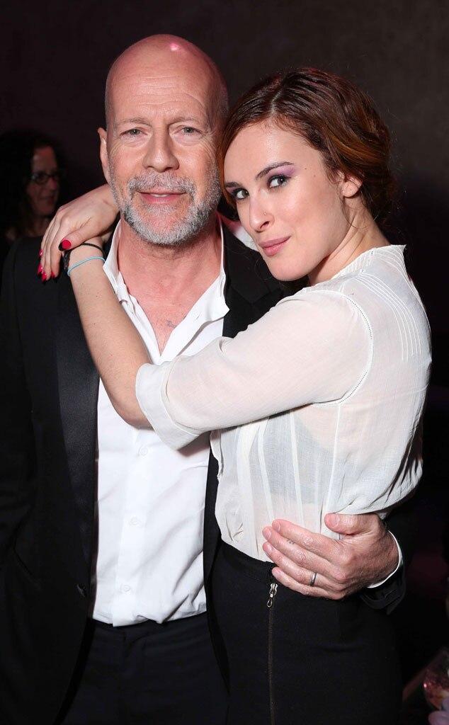 Bruce Willis, Rumer Willis
