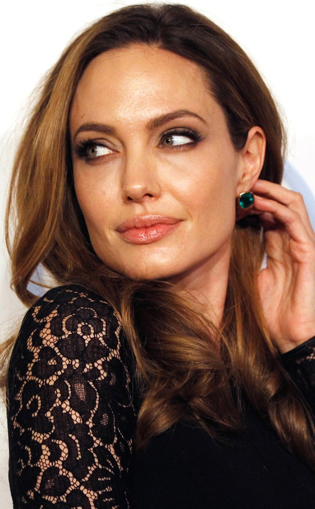 Angelina Jolie, Jewelry Line