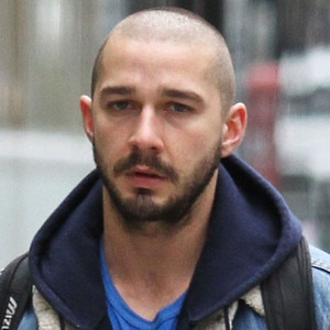 Shia LaBeouf Sits Front Row for First Preview of Orphans ...