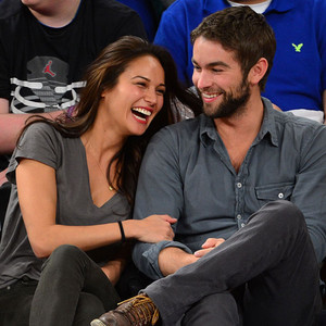 Chace Crawford, Rachelle Goulding