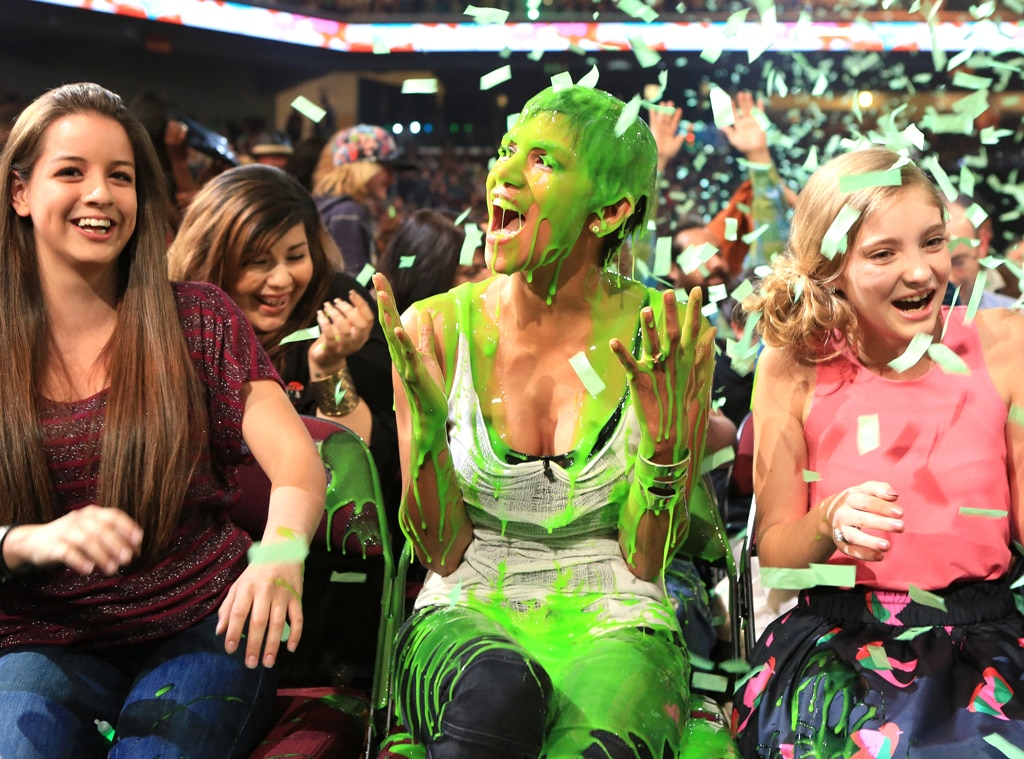 Halle Berry, Slimmed, Nickelodeon's 25th Annual Kids' Choice Awards