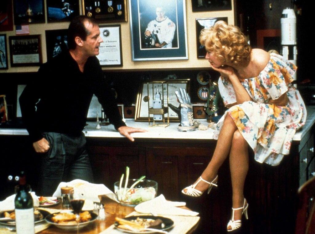 Jack Nicholson, Shirley MacLaine, Terms of Endearment