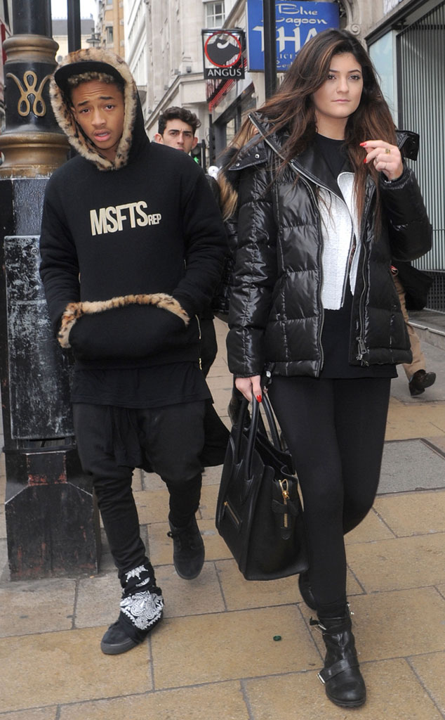 Jaden Smith, Kylie Jenner