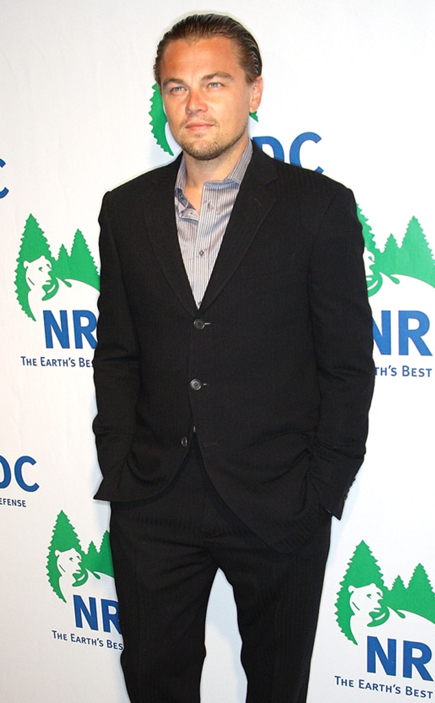 Leonardo DiCaprio, National Resources Defense Council 20th Anniversary Celebration