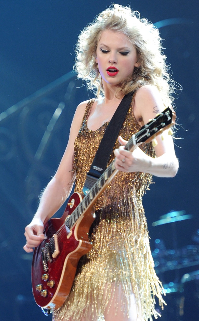 Taylor Swift, Speak Now Tour