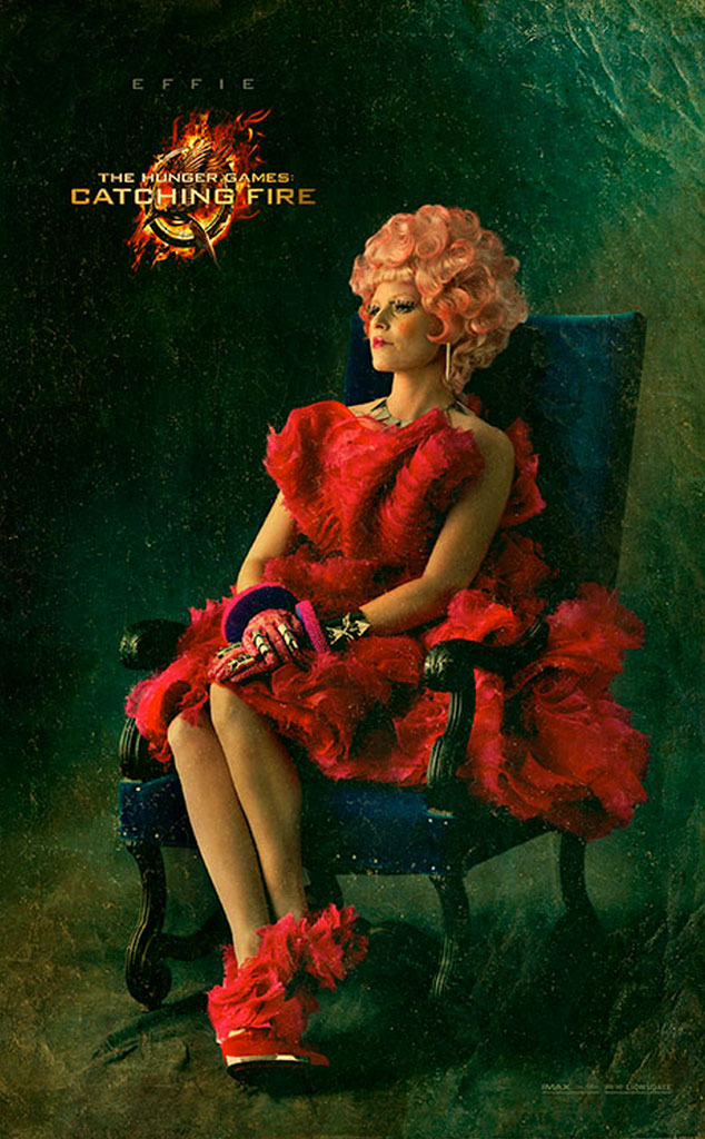 Hunger Games Poster, Effie