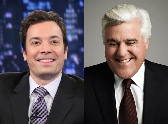 Jay Leno, Jimmy Fallon