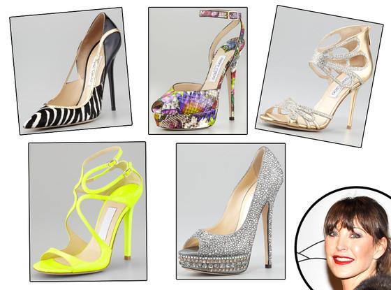 Jimmy Choo Shoes, Tamara Mellon