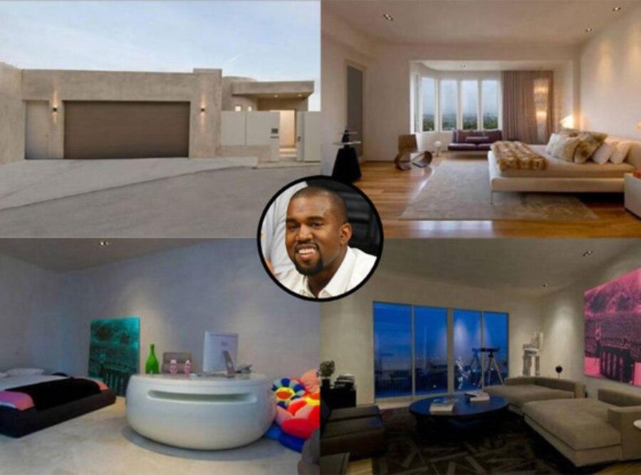 Kanye West, Home