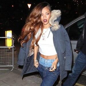 Rihanna, London