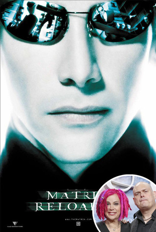 The Matrix Reloaded Poster, Andy Wachowski, Lana Wachowski