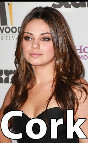 Mila Kunis and Words, Tumblr