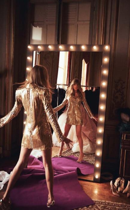 Taylor Swift, Vanity Fair