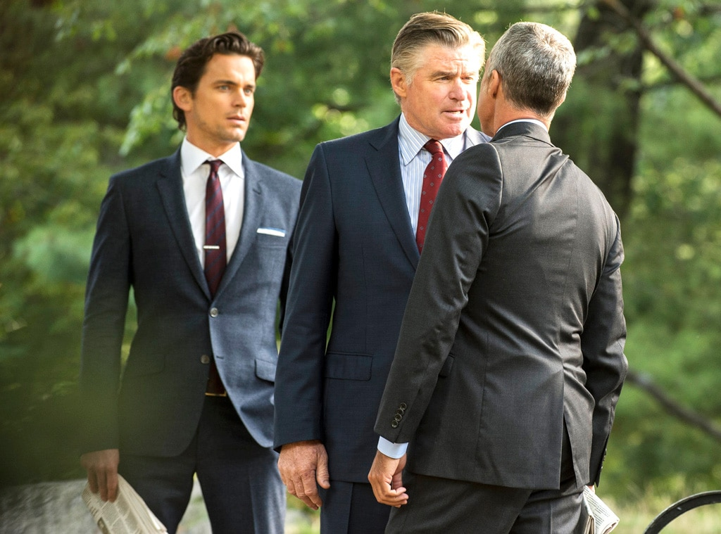 Matt Bomer, Treat Williams, Titus Welliver, White Collar