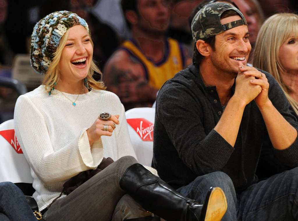 Kate and Oliver Hudson from Stars' Sexy Siblings | E! News Oliver Hudson And Kate Hudson