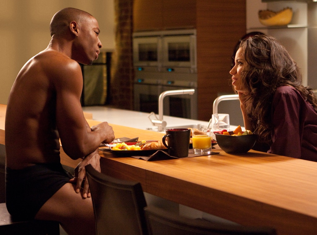 Jurnee Smollett-Bell, Robbie Jones, Temptation