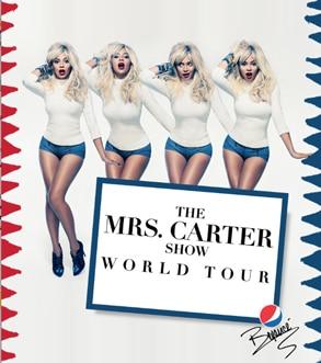 Beyonce, Tour Promo