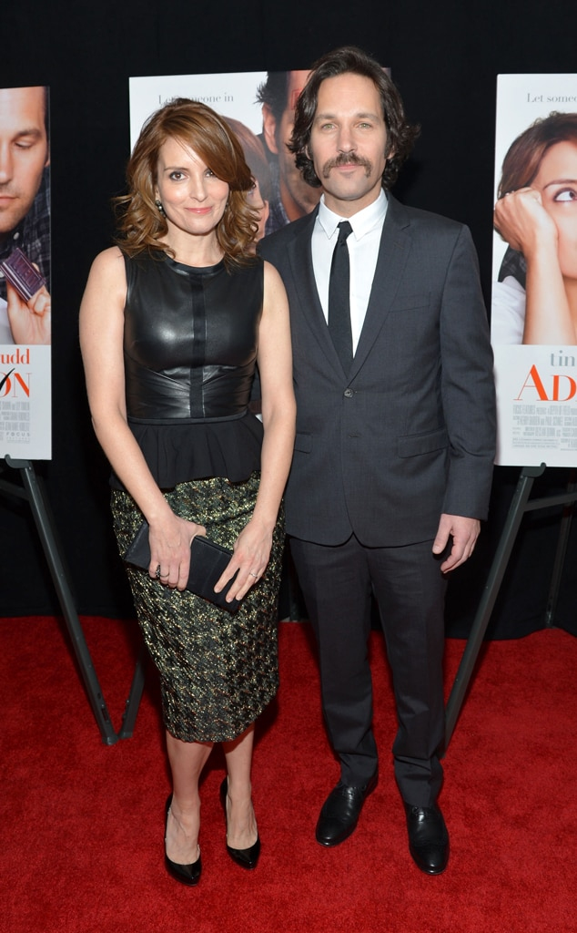 Tina Fey, Paul Rudd, Admission New York Premiere