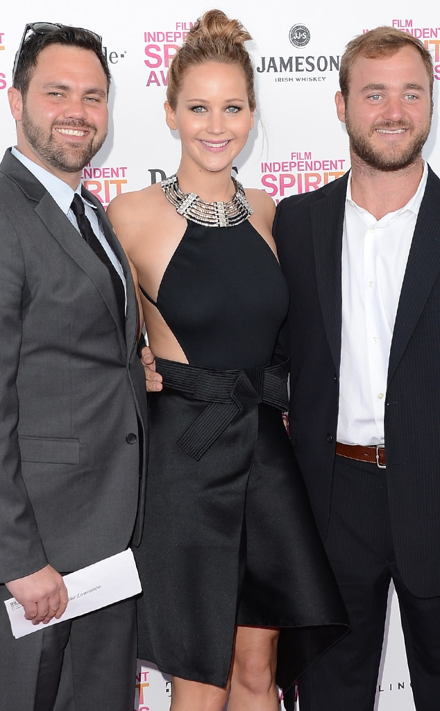 Ben Lawrence, Jennifer Lawrence, Blaine Lawrence