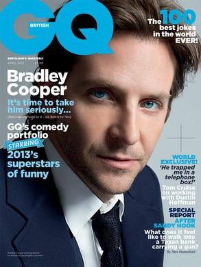 Bradley Cooper, British GQ