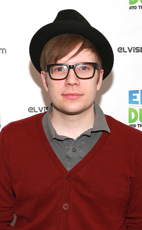 Patrick Stump, Fall out Boy