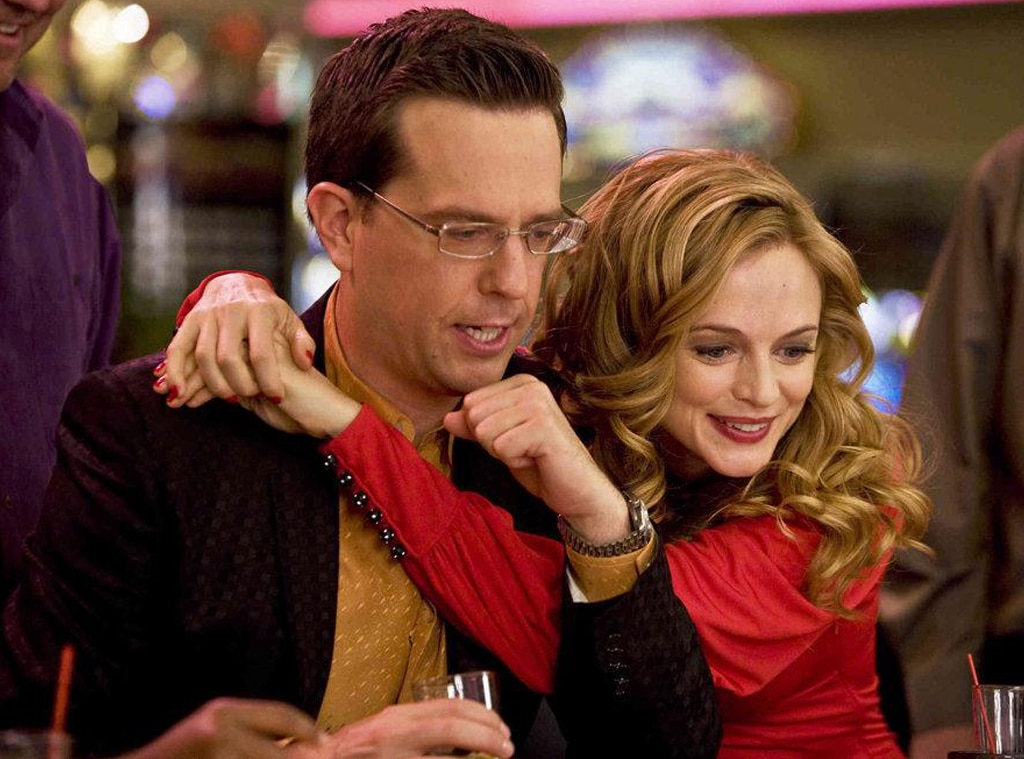 Ed Helms, Heather Graham, The Hangover