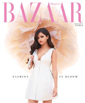 Selena Gomez, Harper's Bazaar Subscriber Cover