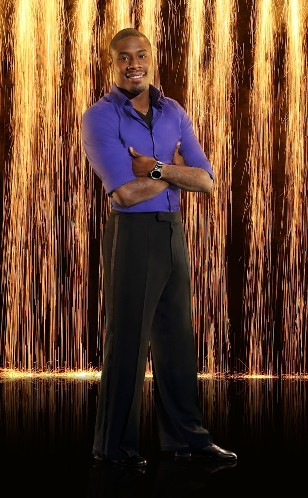 Dancing With The Stars, Season 16, Jacoby Jones