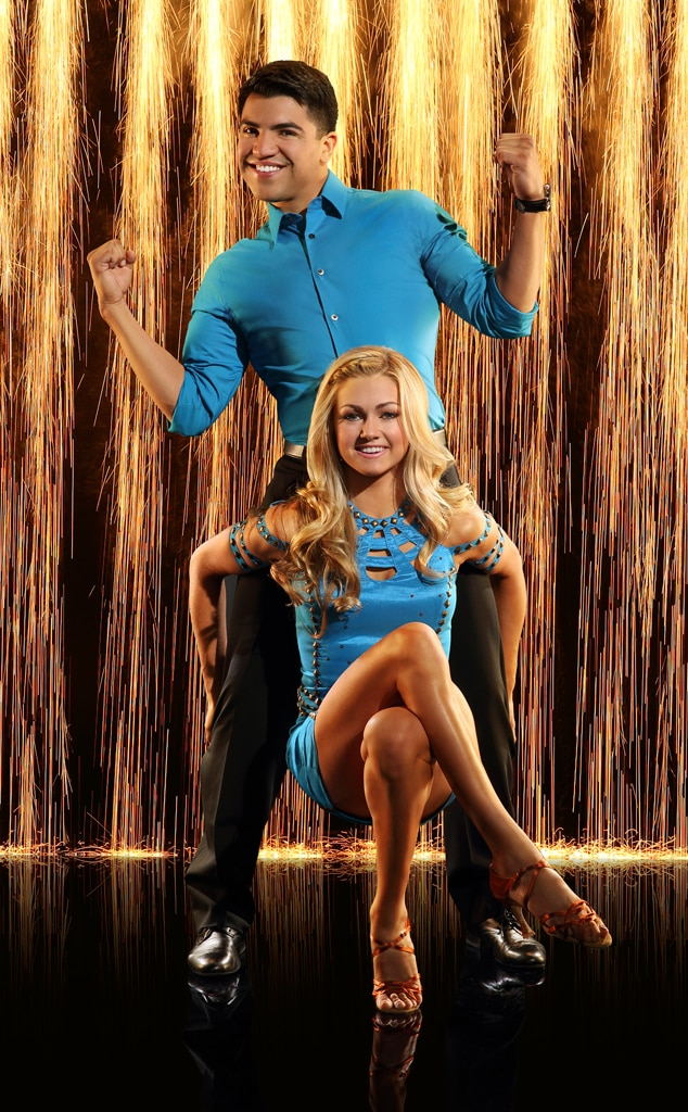 Dancing With The Stars, Season 16, Victor Ortiz