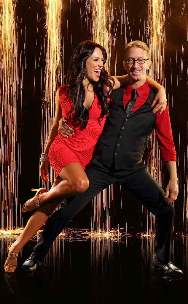 Dancing With The Stars, Season 16, Andy Dick