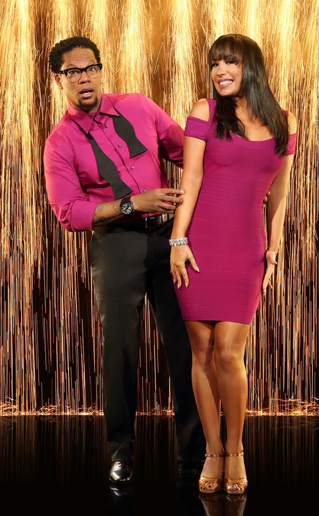 Dancing With The Stars, Season 16, D.L Hughley