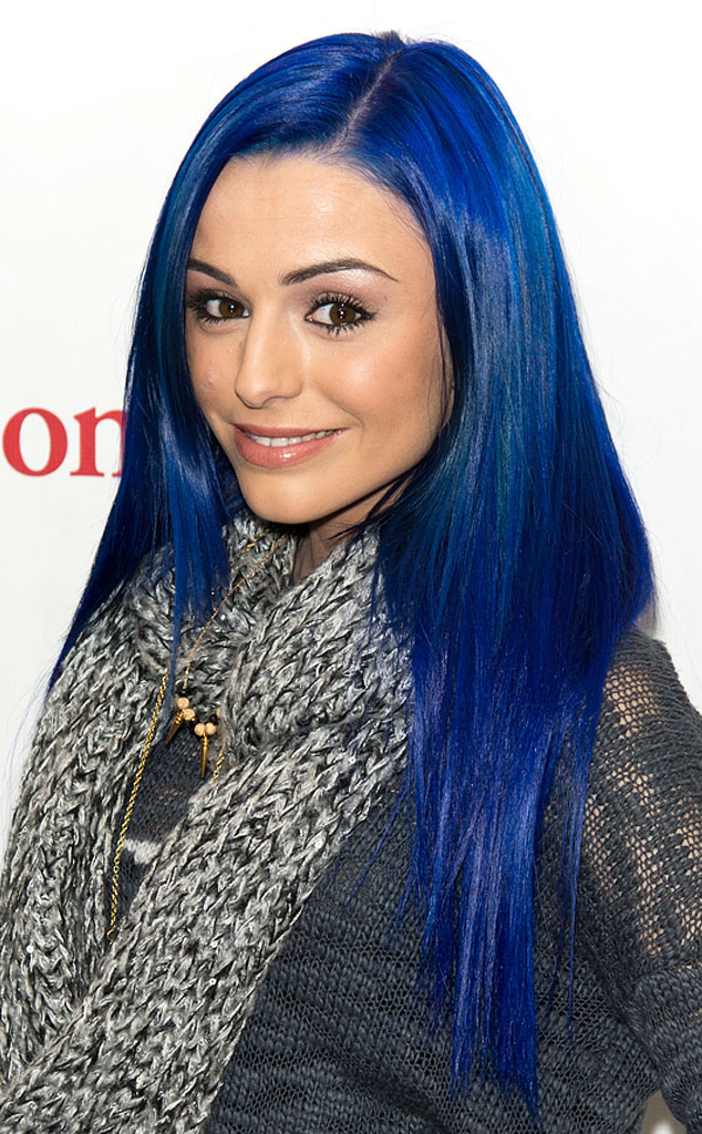 Cher Lloyd, Blue Hair