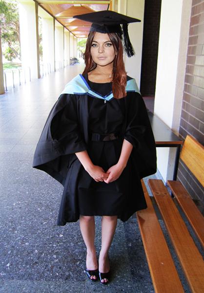 Paige Graduation