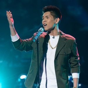 American Idol, Elijah Liu