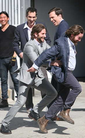 Todd Phillips, Bradley Cooper, Zach Galifianakis, Ed Helms