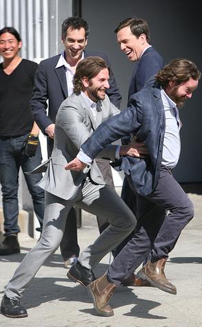 Todd Phillips, Bradley Cooper, Zach Galifianakis, Ed Helms