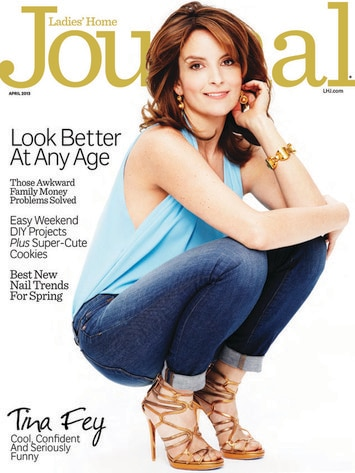 Tina Fey, Ladies Home Journal