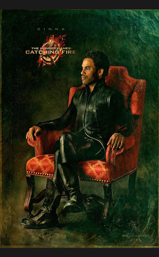 Hunger Games Poster, Cinna, Gallery