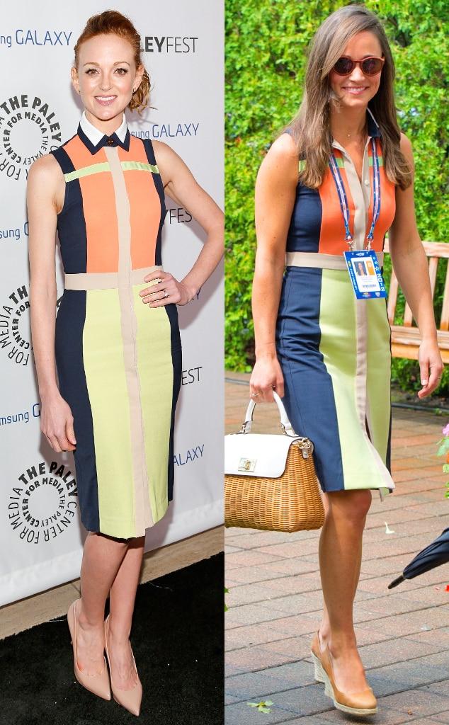 Jayma Mays, Pippa Middleton