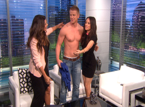 E! News, The Bachelor, Sean Lowe