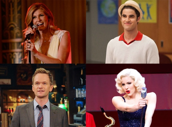 Nashville, Glee, How I Met Your Mother, Smash
