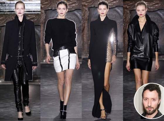 Anthony Vaccarello, Models