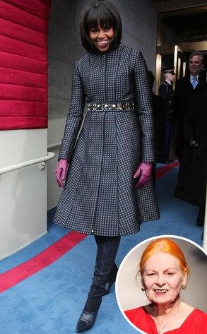 Michelle Obama, Vivienne Westwood
