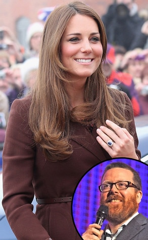 Frankie Boyle, Kate Middleton