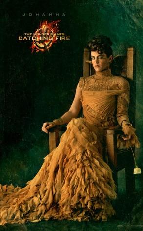 Johanna, Hunger Games