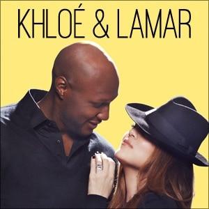 Khloe & Lamar Show Brick