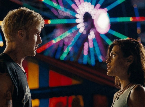Ryan Gosling, Eve Mendes, The Place Beyond the Pines