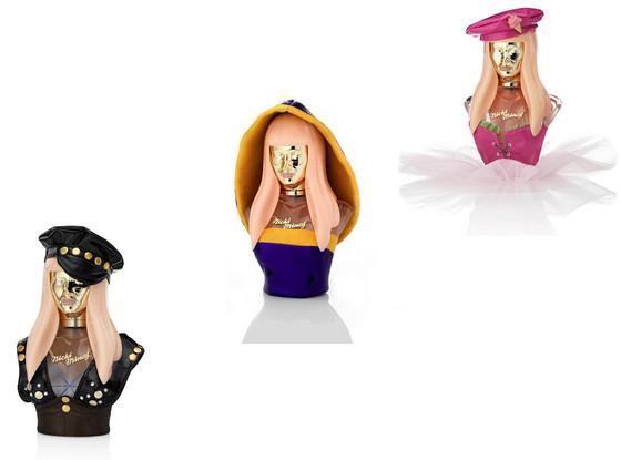 Nicki Minaj, Perfume Bottles