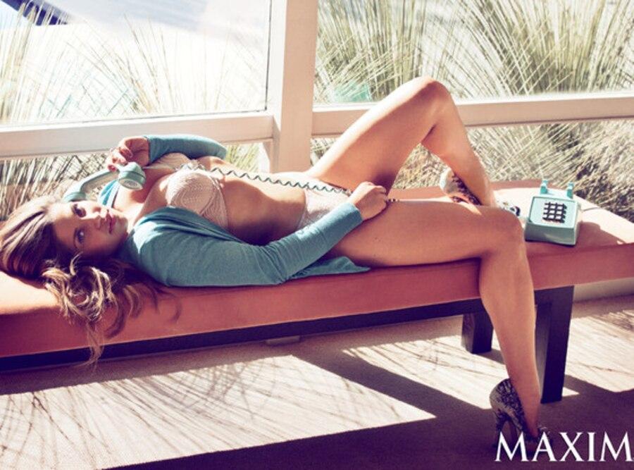 Danielle Fishel, Maxim