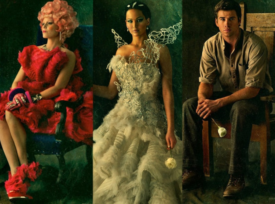 Hunger Games Posters